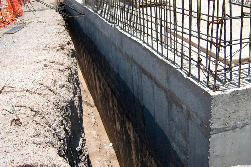 Muros de Contencin AlKoat Impermeabilizantes